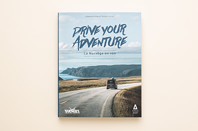 Drive Your Adventure - Wevan