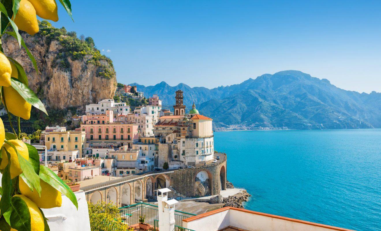 Location van aménagé Italie