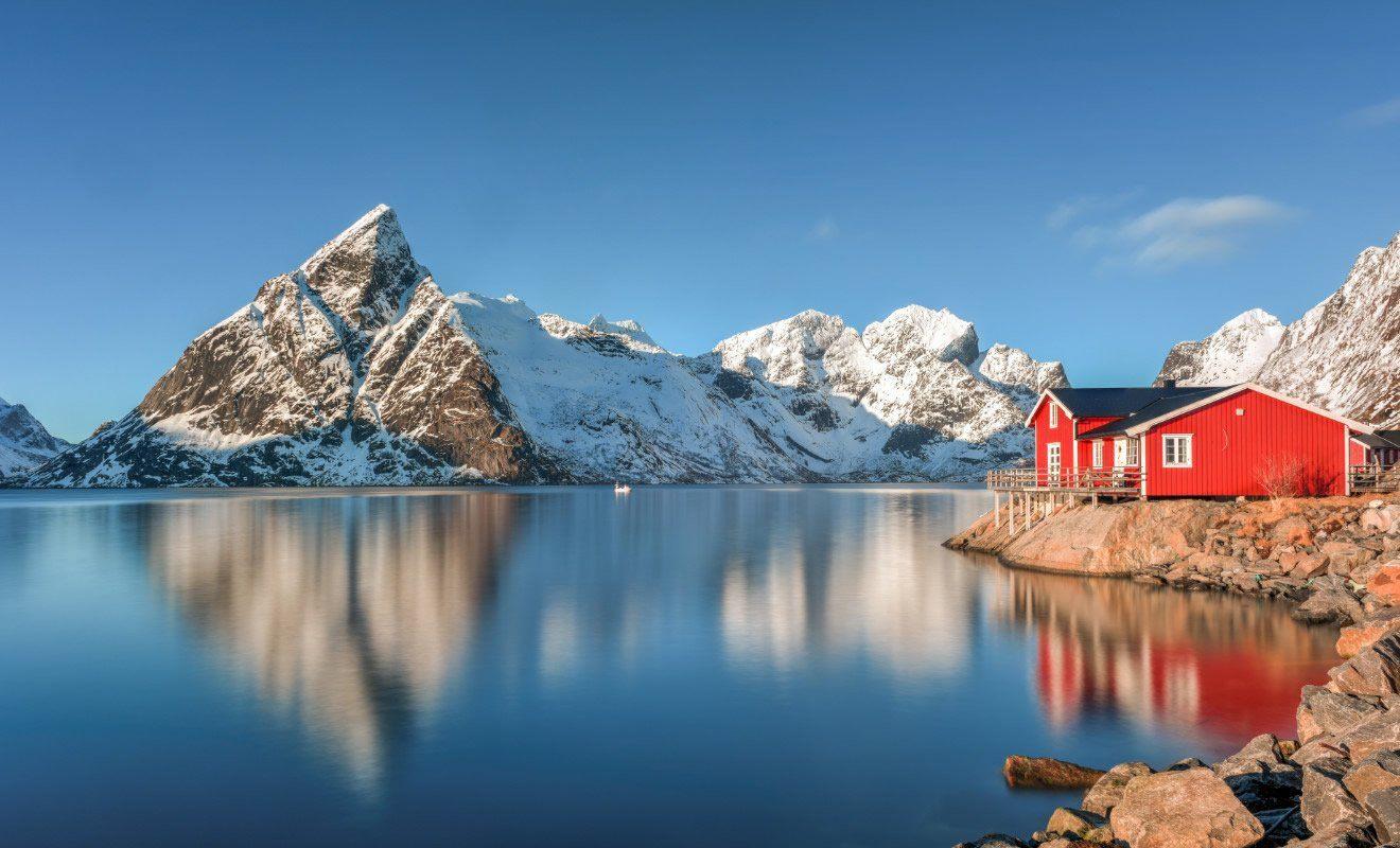 Van aménagé voyage fjords Norvège