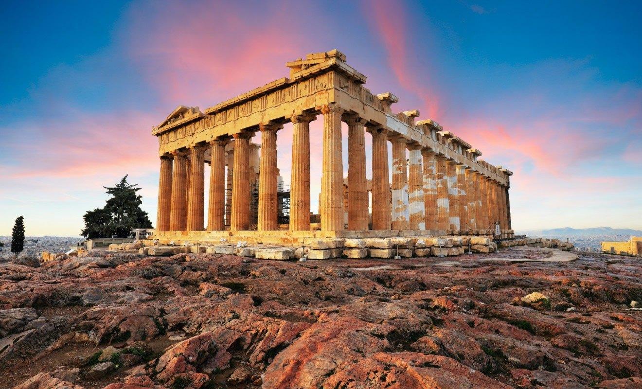 location van aménagé voyage Grèce