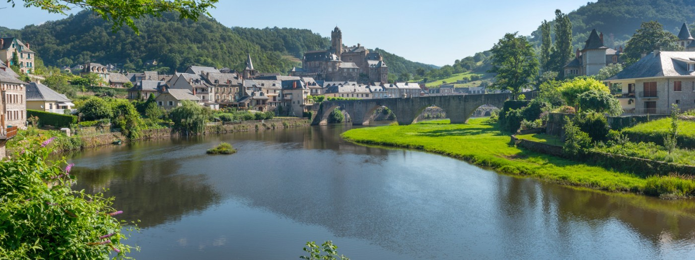 The Tarn and the Aveyron in a campervan