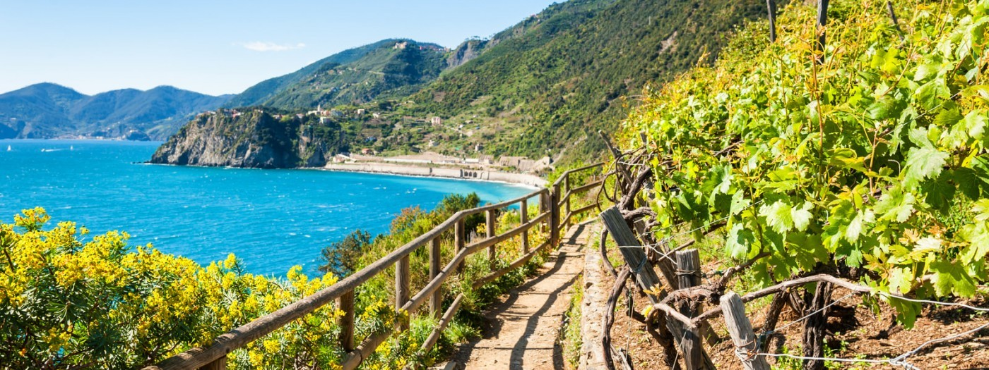 Roadtrip in Liguria by campervan