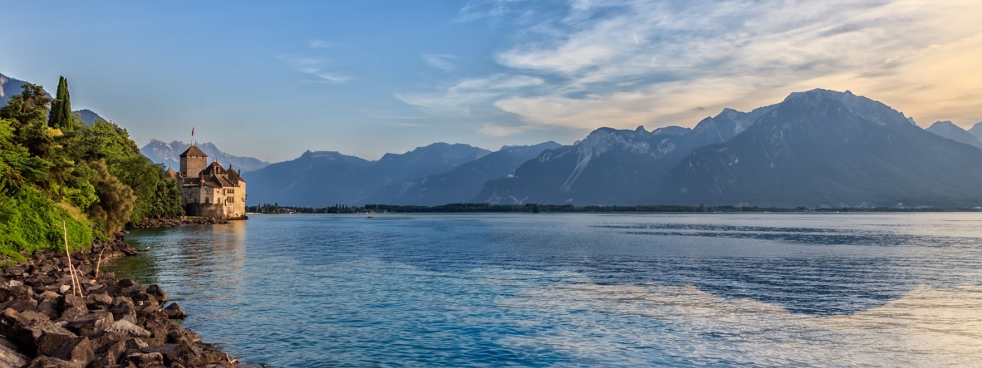 Les Alpes du Nord en van aménagé