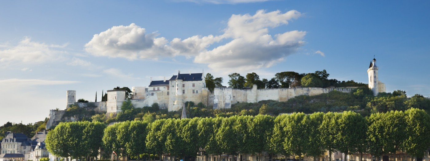Royal roadtrip by campervan in the Loire Valley