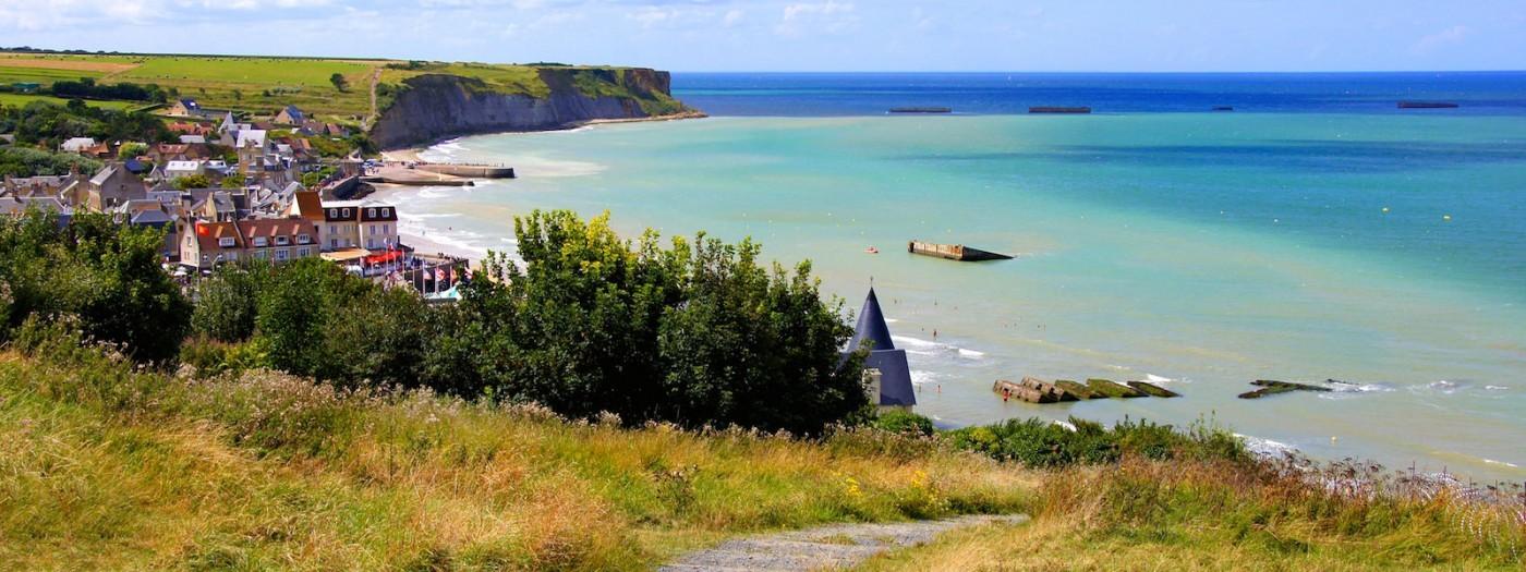 Week-end en van aménagé dans le Cotentin