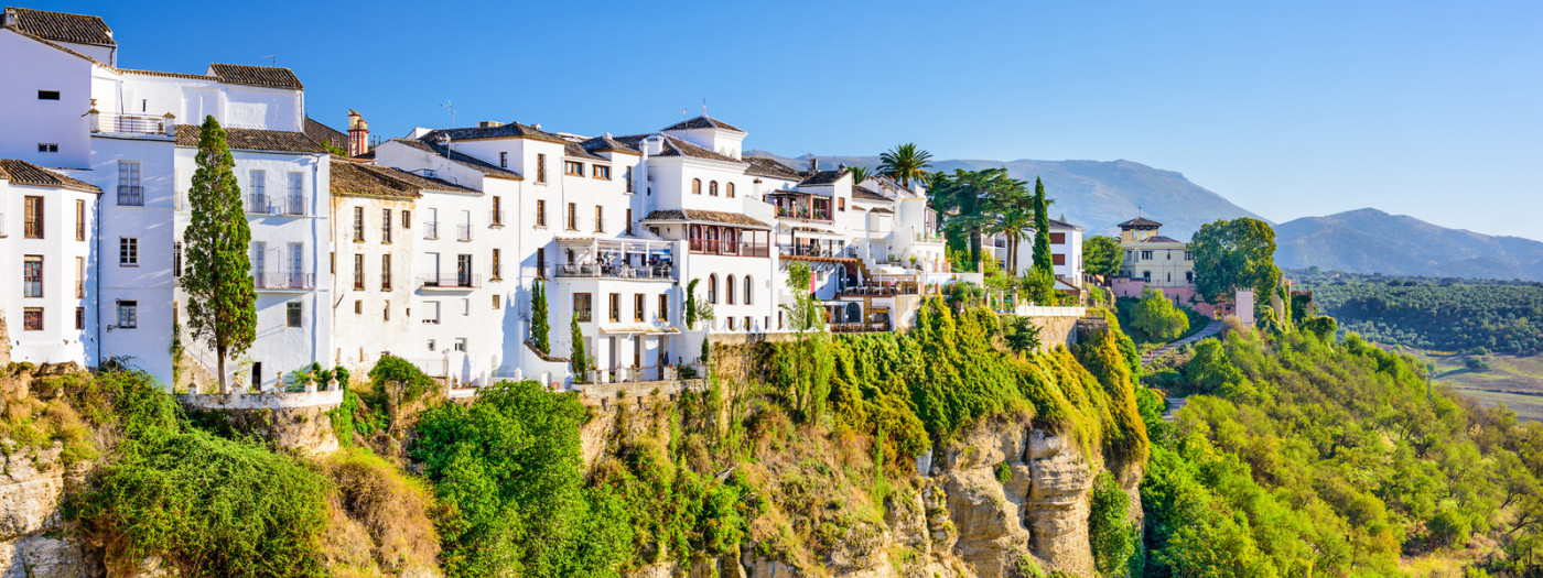 Roadtrip in Andalusia by campervan