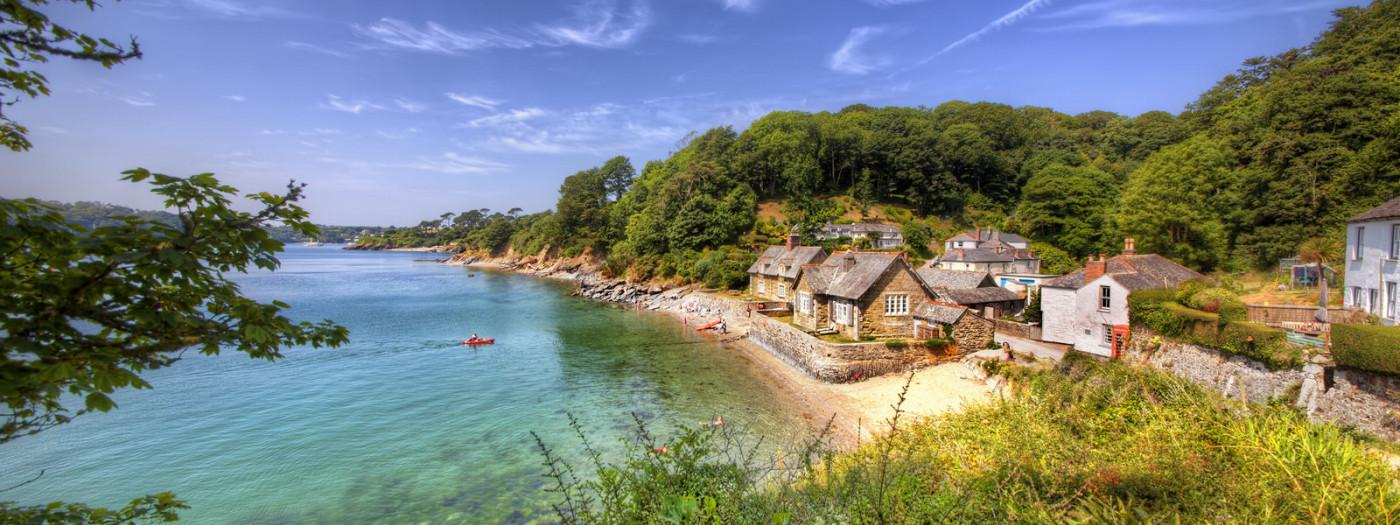 Cornwall by campervan
