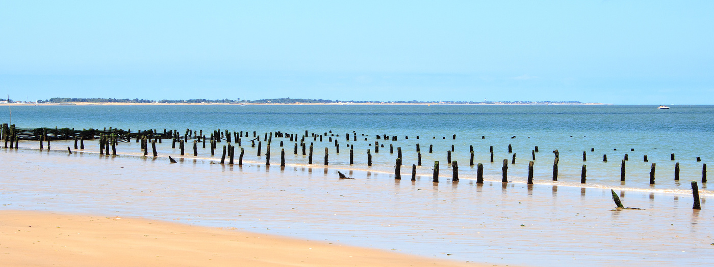 Charente Maritime by campervan