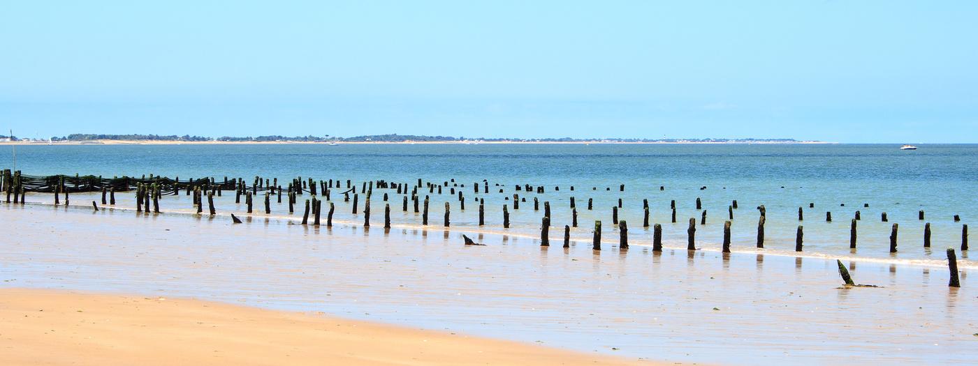 La Charente Maritime en campervan
