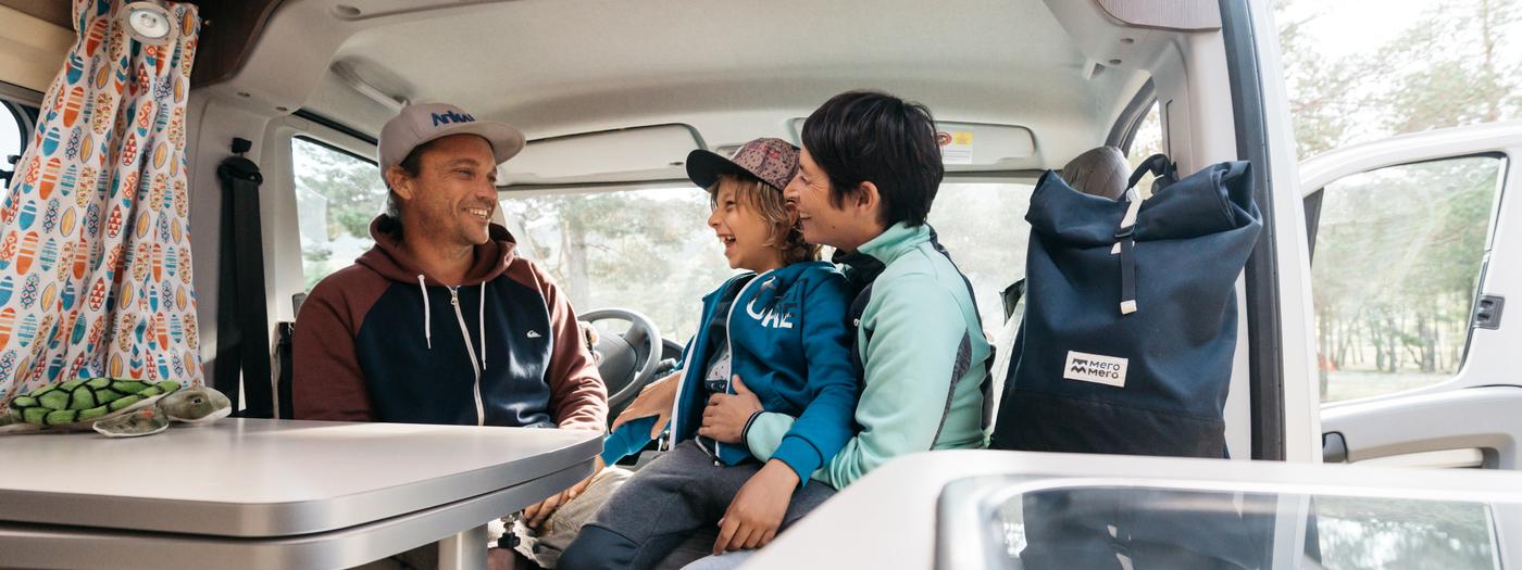 Organiser son Road Trip en Famille