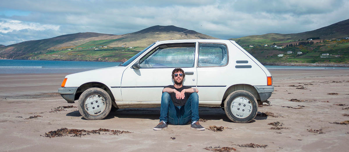 The road trip of a Breton in Ireland