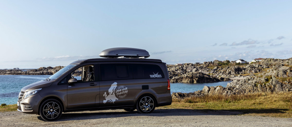 How to prepare your road trip in Norway in campervan