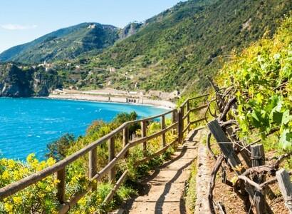 Road trip en van aménagé en Ligurie