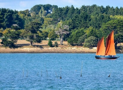 Der Golf du Morbihan in einem Reisemobil