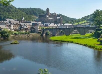 Der Tarn und das Aveyron in einem Kastenwagen