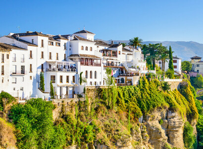 Roadtrip en van aménagé en Andalousie