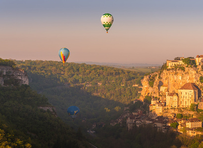 La Dordogne-Périgord en van aménagé