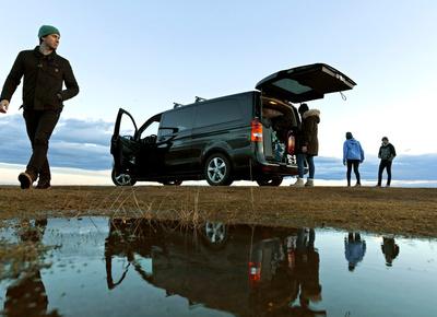 La location de minibus pour vos sorties en famille