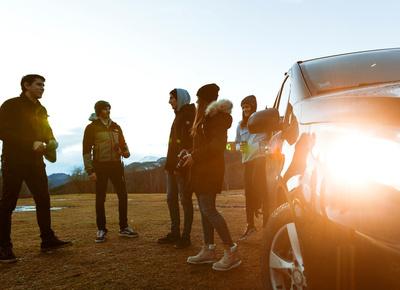 La location de minibus pour vos événements de team-building