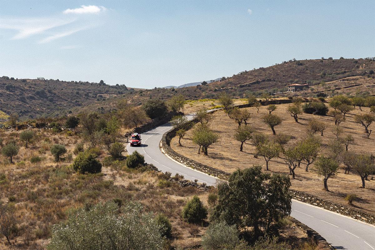 Route portugaise