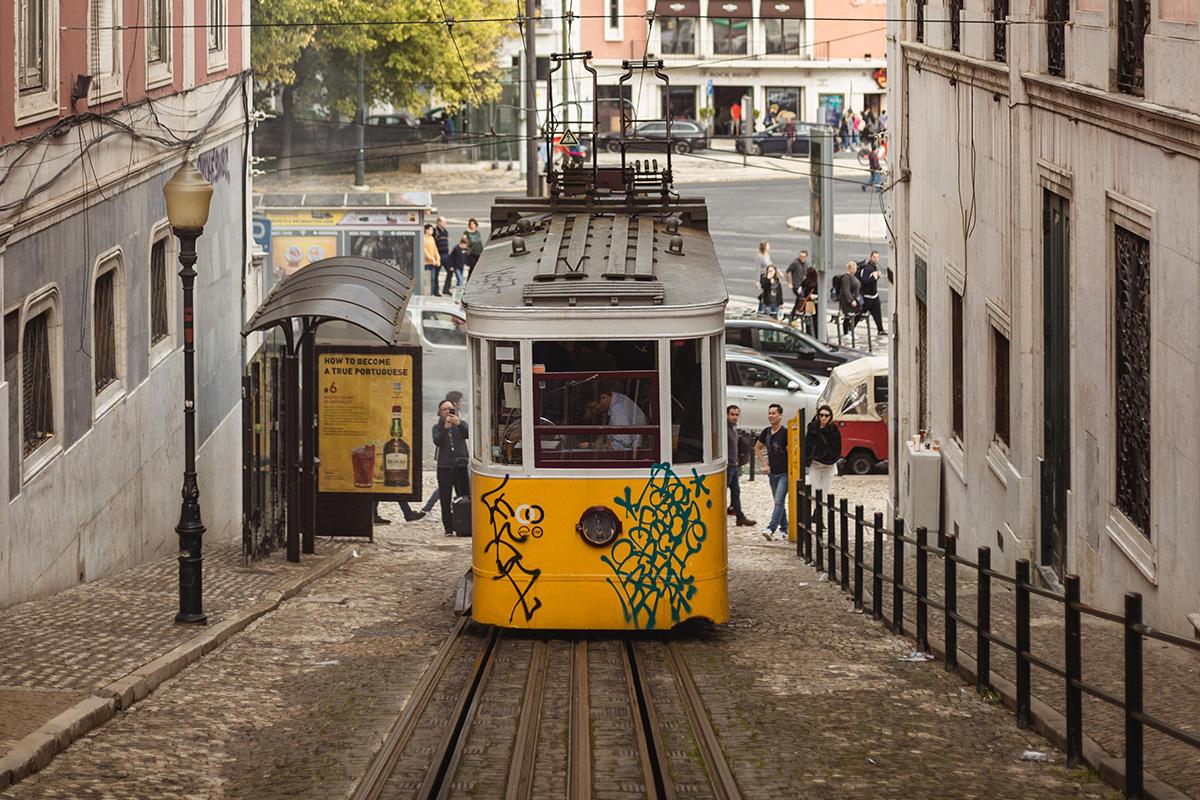 Rede de eléctricos de Lisboa