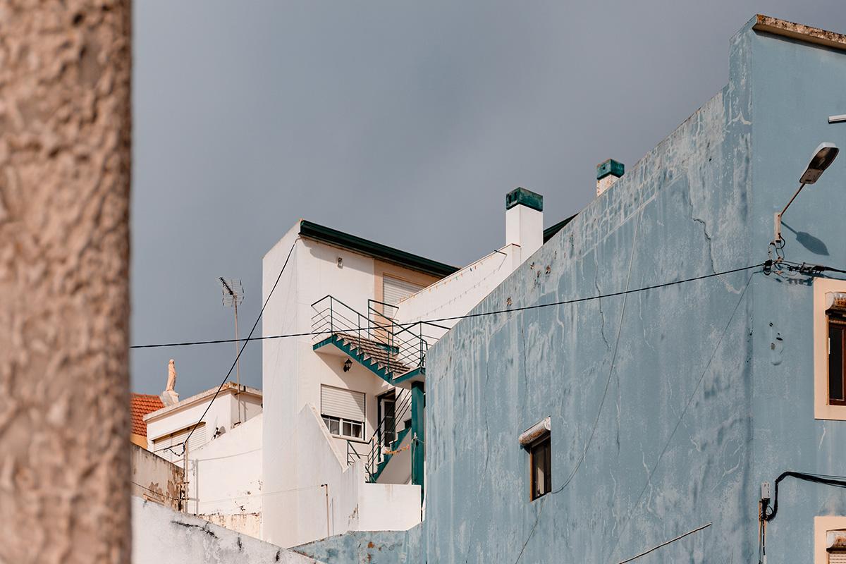 Buarcos au Portugal