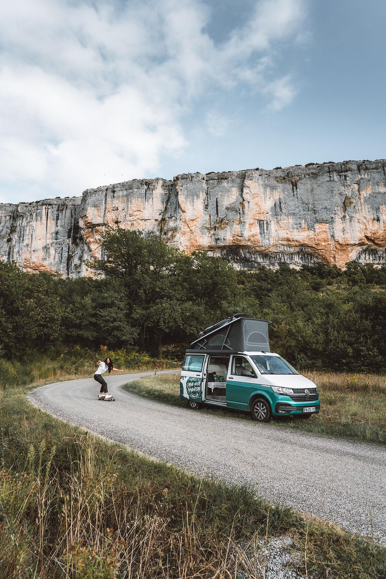 location-campervan-frais-route